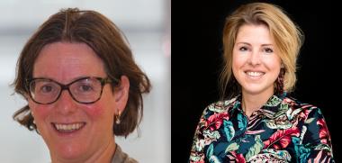 Even voorstellen: taal- en leesexperts Dortie Mijs en Marita Eskes